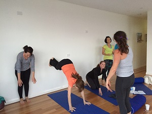 20150828 Anahata Yoga Space Upside down